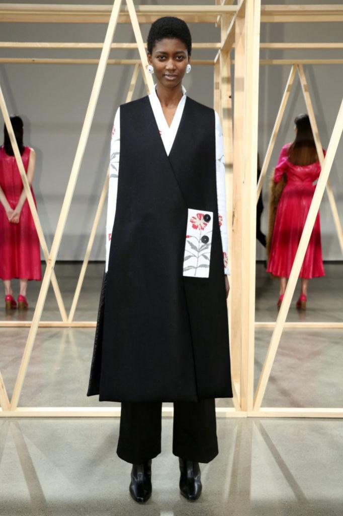 Claudia Li RTW Fall 2018- New York Fashion Week