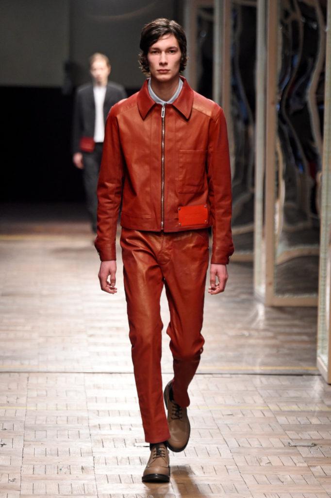 Dirk Bikkembergs Menswear Fall 2018
