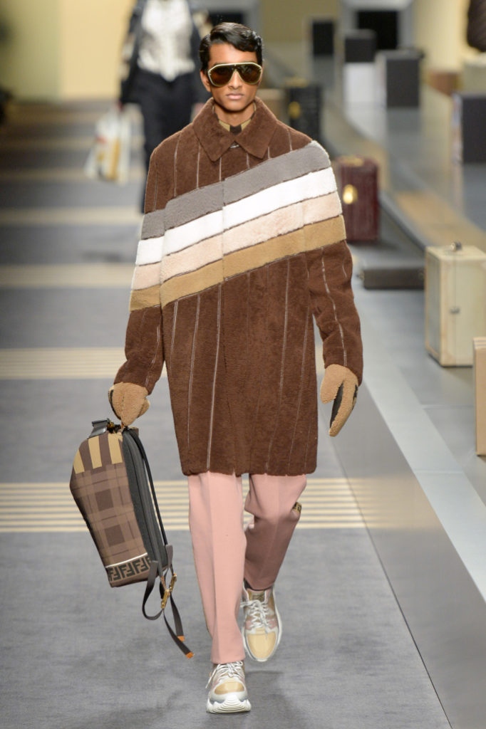 Fendi Menswear Fall 2018