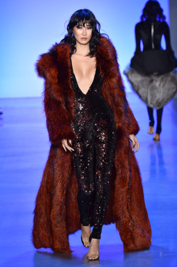 LaQuan Smith RTW Fall 2018- New York Fashion Week
