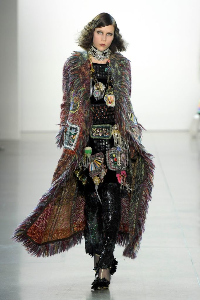 Libertine RTW Fall 2018- New York Fashion Week