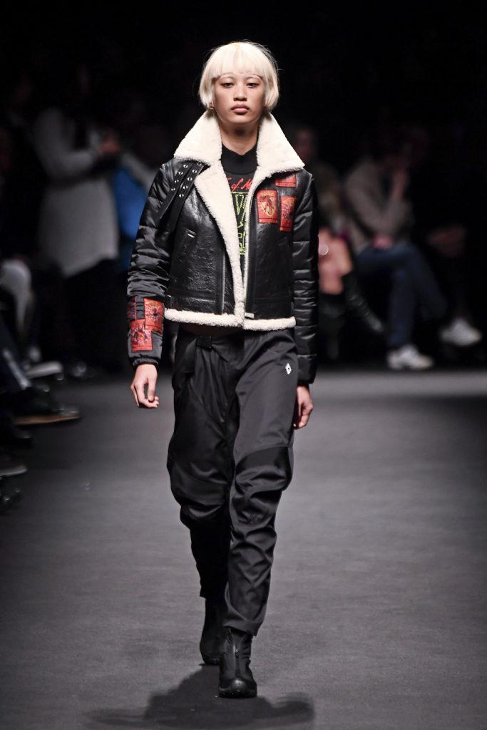 Marcelo Burlon County of Milan Menswear Fall 2018