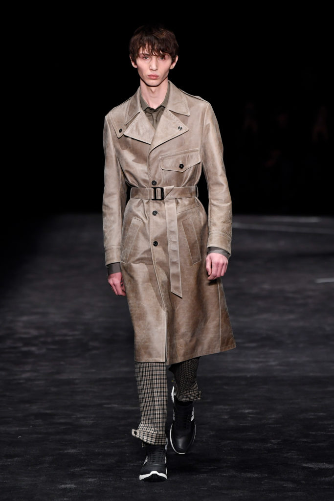 Neil Barrett Menswear Fall 2018 Milan Fashion Week