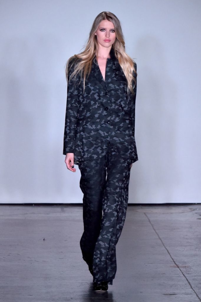 Nicole Miller RTW Fall 2018- New York Fashion Week
