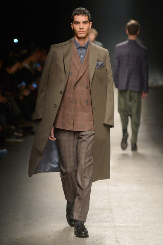 Pal Zileri Menswear Fall 2018