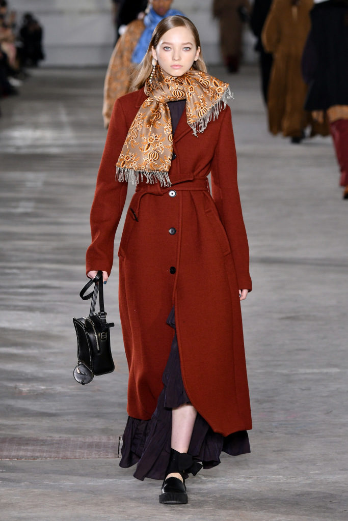 3.1 Phillip Lim RTW Fall 2018- New York Fashion Week