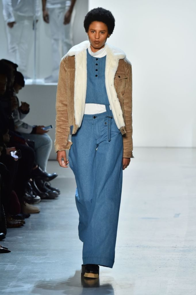 Pyer Moss RTW Fall 2018- New York Fashion Week
