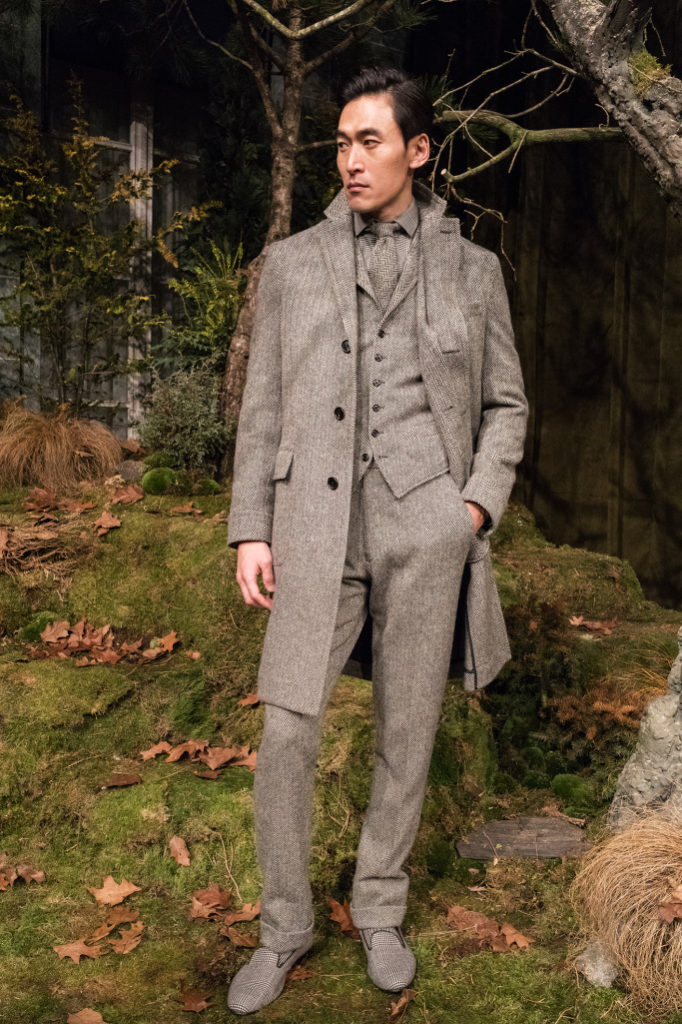 Ralph Lauren Menswear Fall 2018