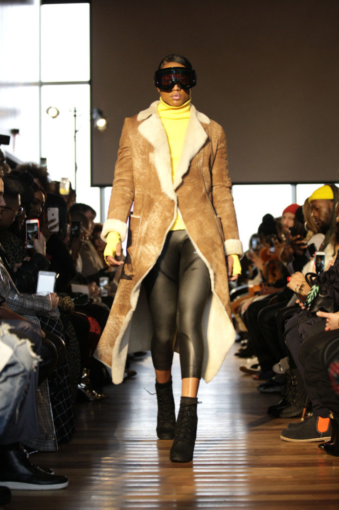 Romeo Hunte RTW Fall 2018- New York Fashion Week