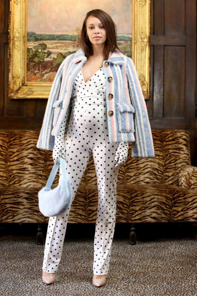 Saks Potts RTW Fall 2018- New York Fashion Week