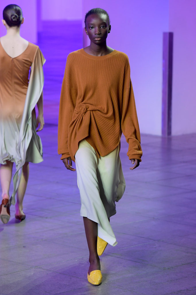 Sies Marjan RTW Fall 2018- New York Fashion Week