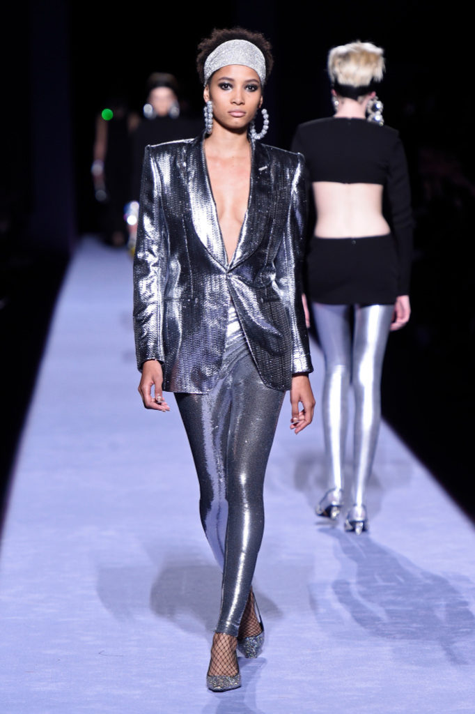 Tom Ford RTW Fall 2018- New York Fashion Week
