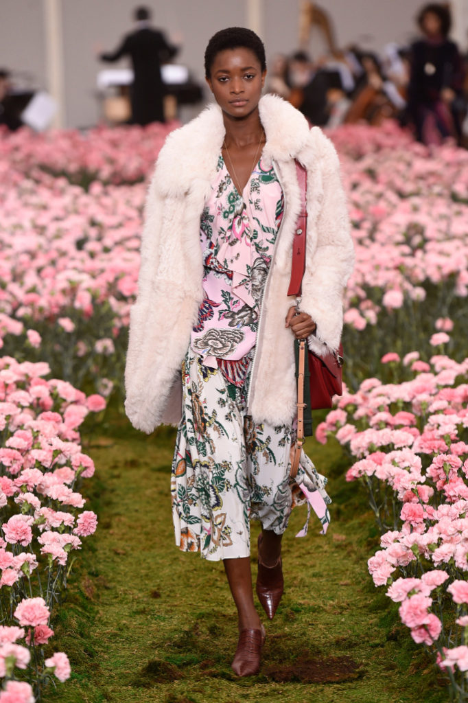Tory Burch RTW Fall 2018- New York Fashion Week