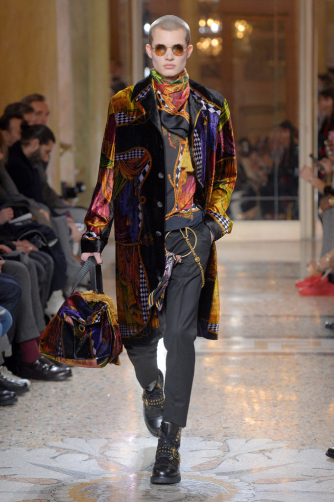 MILAN Fashion Week: Menswear Fall 2017