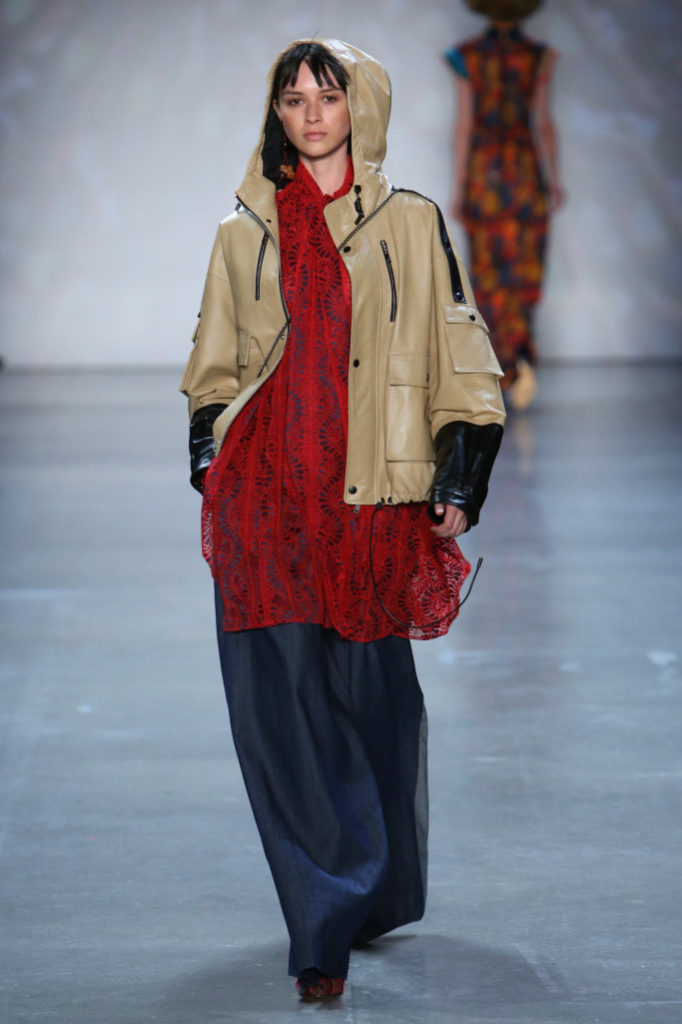 Vivienne Tam RTW Fall 2018- New York Fashion Week