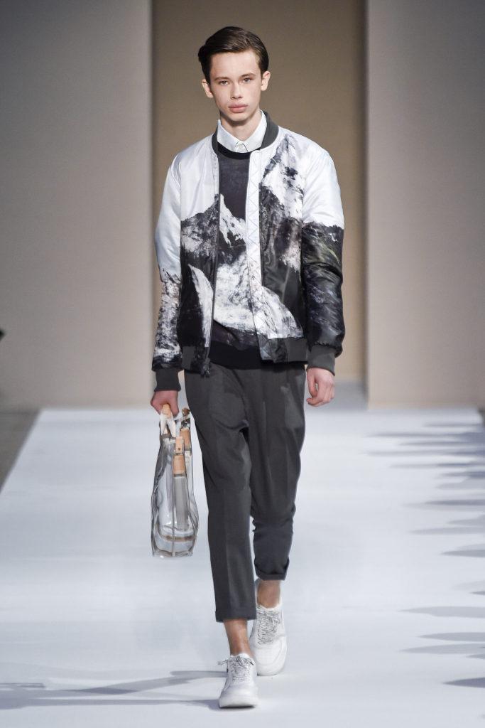 Yoshio Kubo Menswear Fall 2018