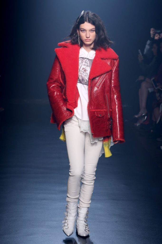 Zadig & Voltaire RTW Fall 2018- New York Fashion Week
