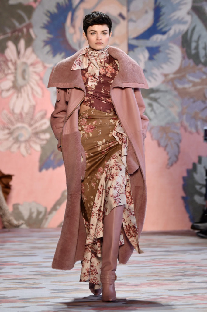 Zimmermann RTW Fall 2018- New York Fashion Week