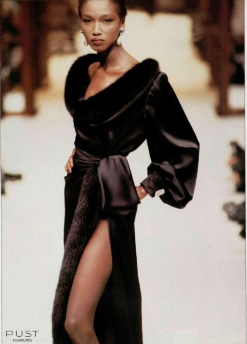 Givenchy A/W 1988/'89.