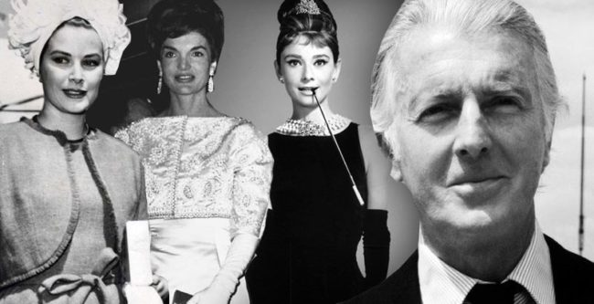 The name dropping of elite celebrity clients took off from there with Jackie Kennedy, Grace Kelly, and Liz Taylor among his ardent fans and supporters.