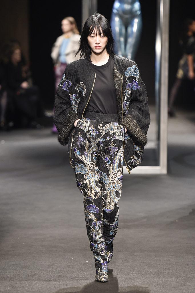 Alberta Ferretti RTW Fall 2018 - Milan Fashion Week