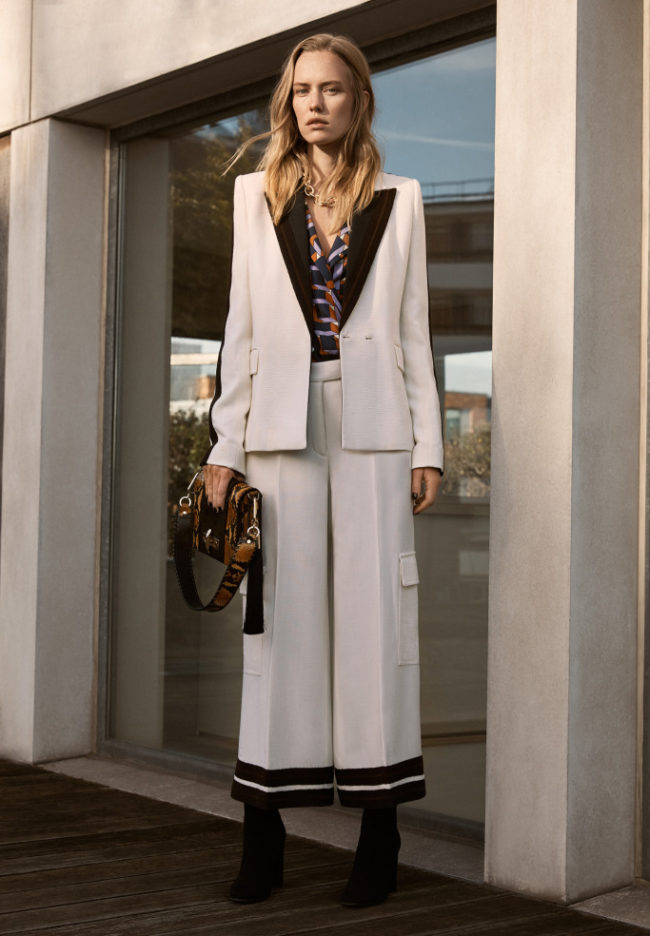 Amanda Wakeley RTW Fall 2018 London Fashion Week