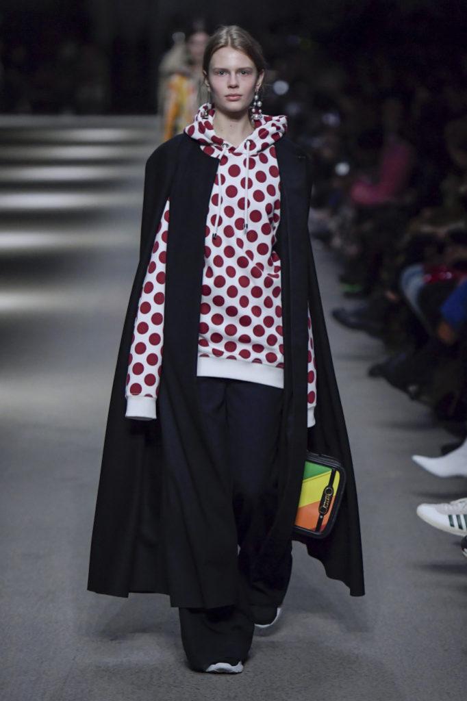 Burberry RTW Fall 2018 London Fashion Week