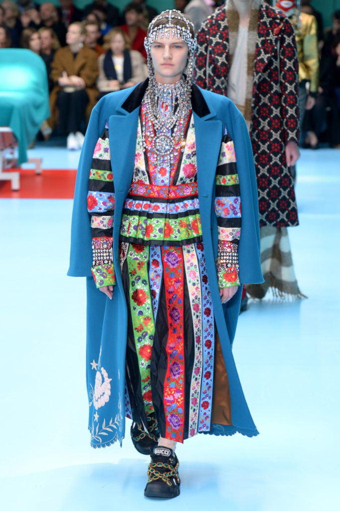 Gucci RTW Fall 2018 - Milan Fashion Week