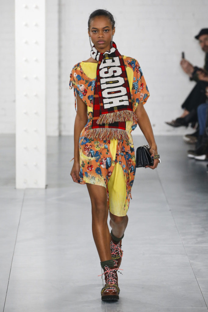 House of Holland RTW Fall 2018 London Fashion Week