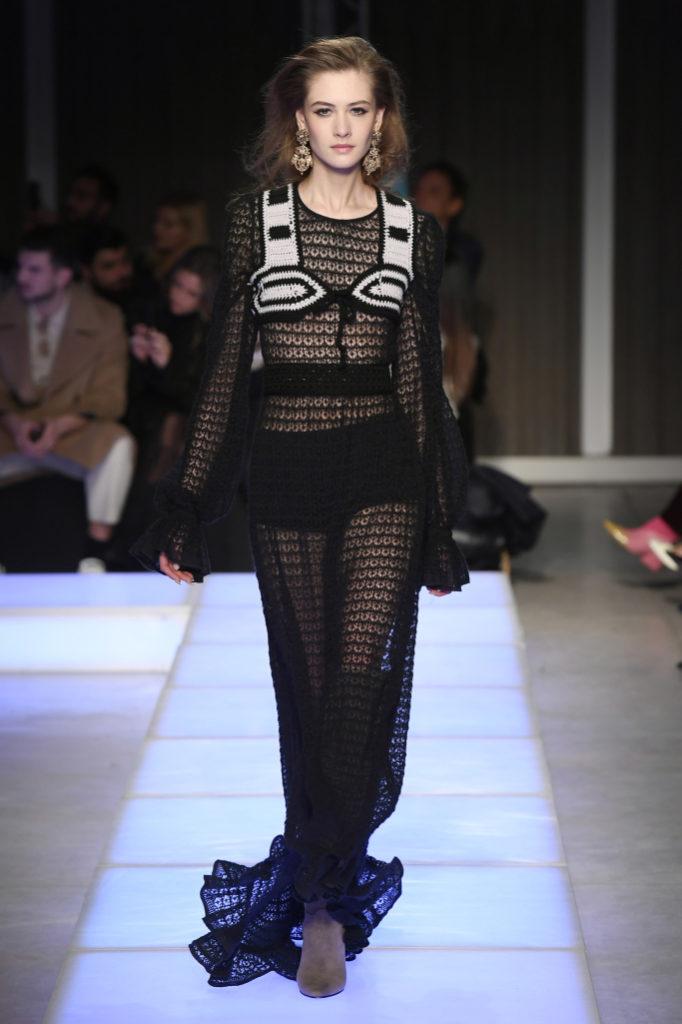 Les Copains RTW Fall 2018 - Milan Fashion Week Fall 2018