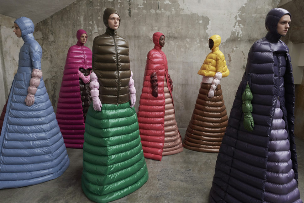 Moncler Pierpaolo Piccioli - Milan Fashion Week