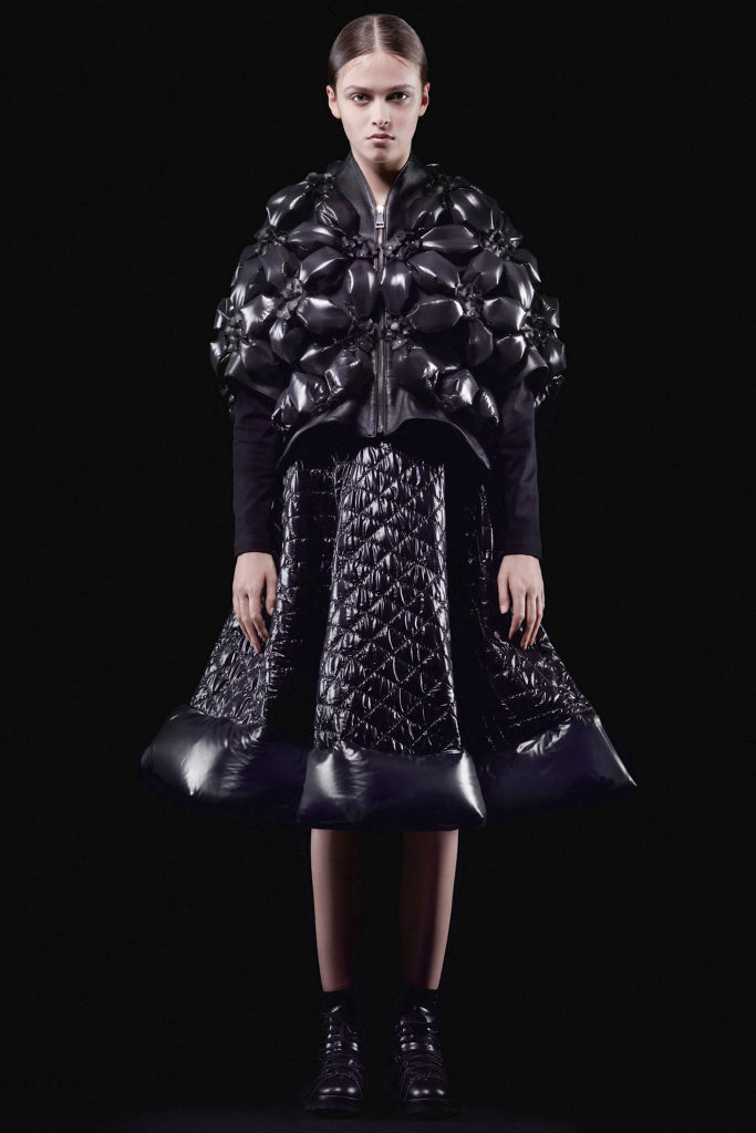 Moncler Noir Kei Ninomiya Fall 2018 - Milan Fashion Week