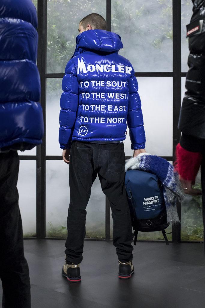 Moncler Fragment Hiroshi Fujiwara Fall 2018 - Milan Fashion Week