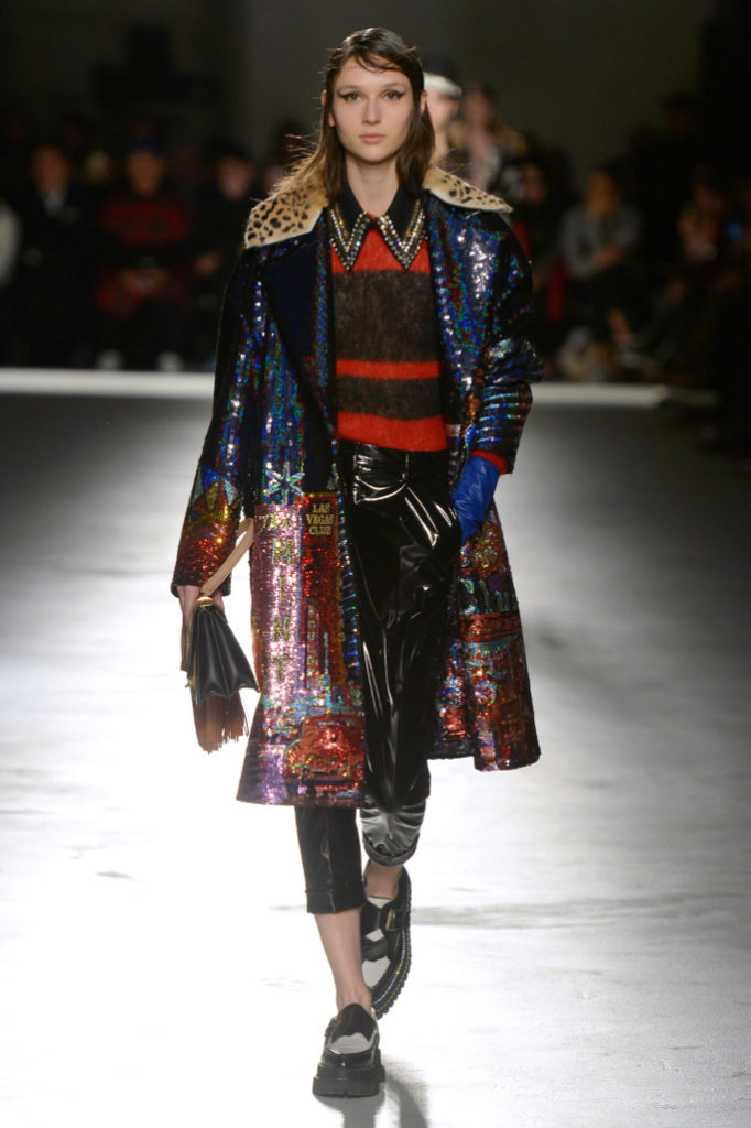 No. 21 RTW Fall 2018 - Milan Fashion Week