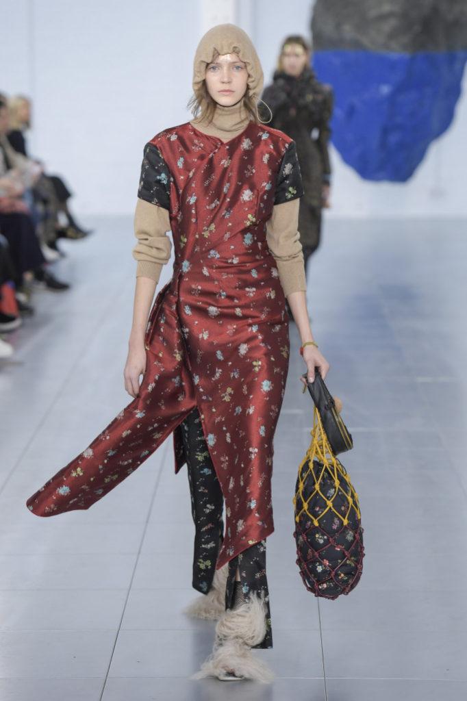 Preen RTW Fall 2018 London Fashion Week