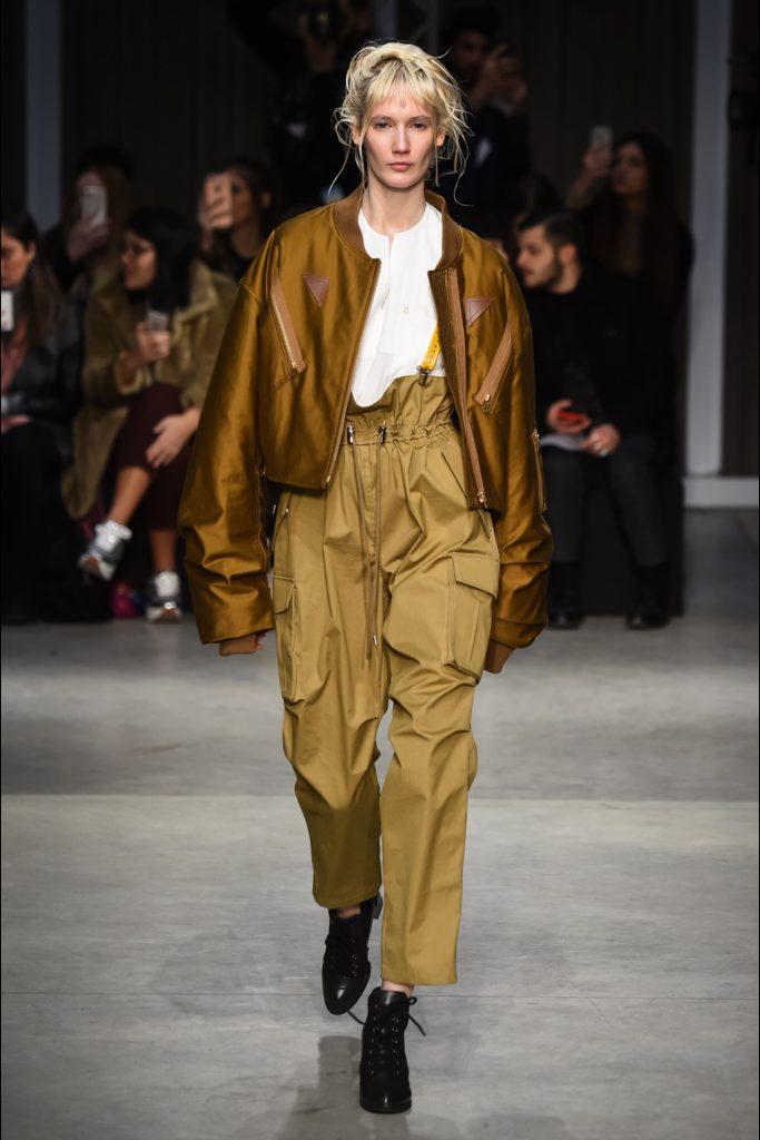 Atsushi Nakashima RTW Fall 2018 - Milan Fashion Week