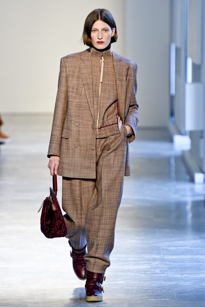 Agnona RTW Fall 2018 - Milan Fashion Week