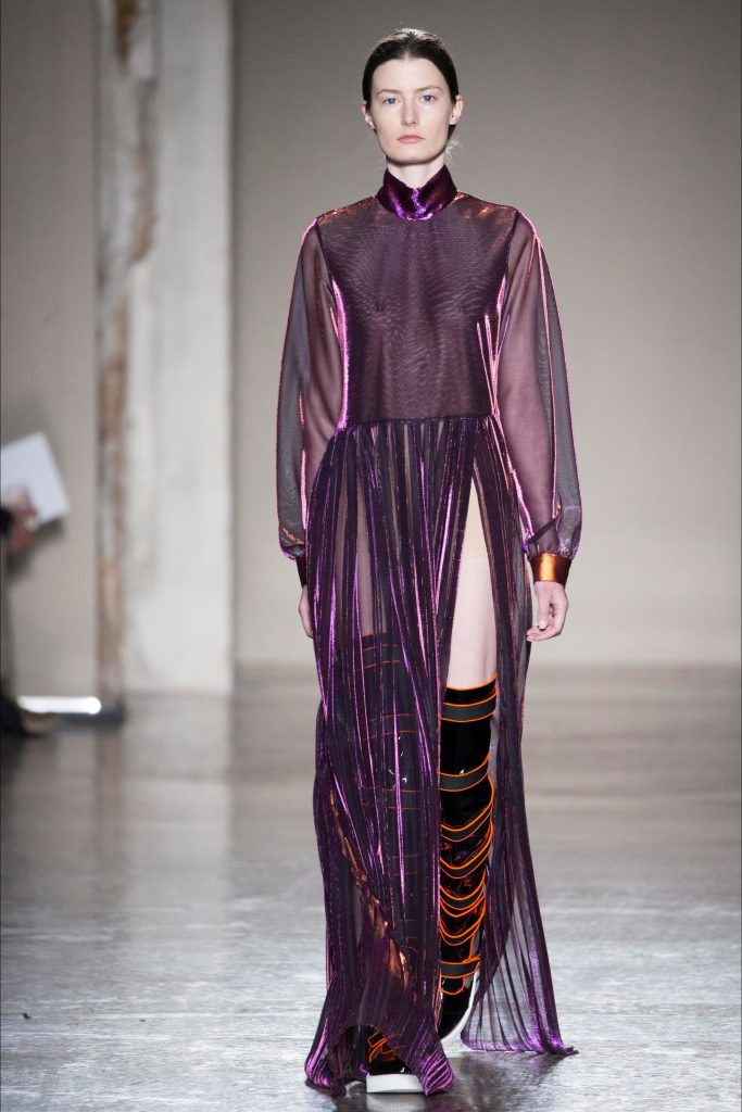 Cristiano Burani RTW Fall 2018 - Milan Fashion Week