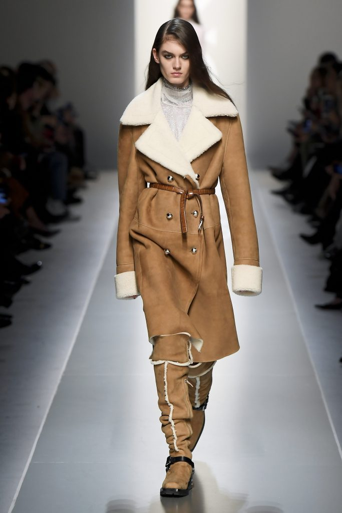 Ermanno Scervino RTW Fall 2018 - MILAN Fashion Week