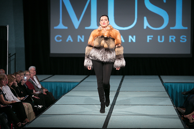 The annual Glo fashion preview show on opening night at ILOE showcases some of the best of the show's offerings