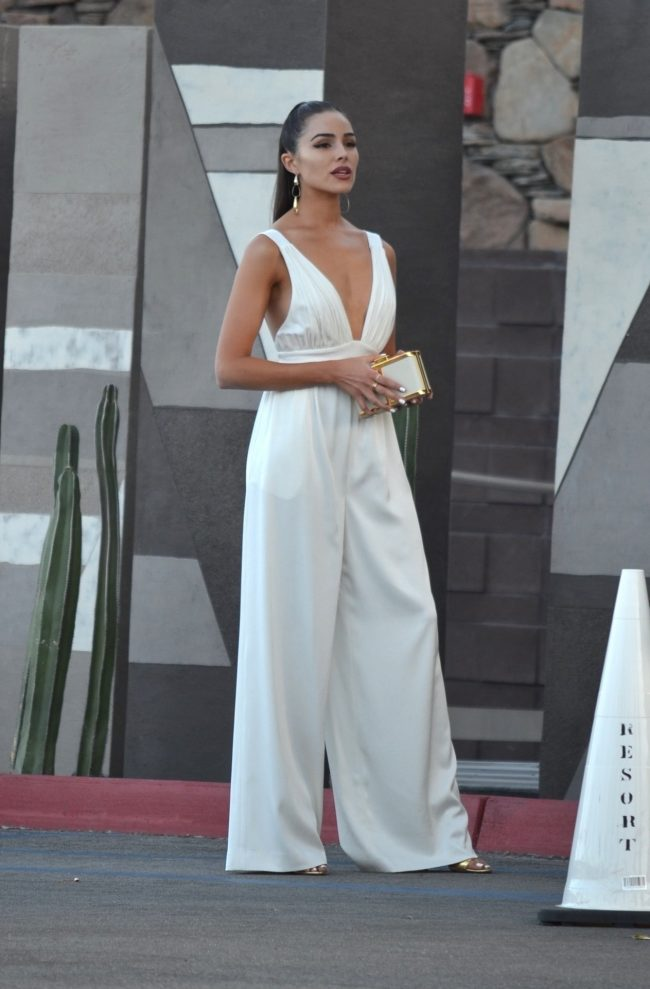 Olivia Culpo Coachella 2018 Coachella style