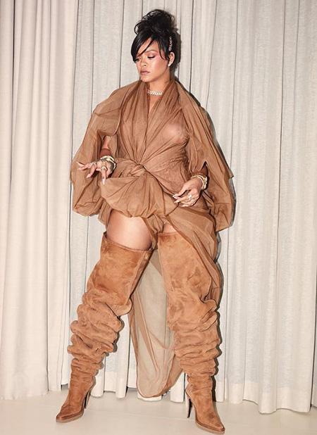 Rihanna at Coachella