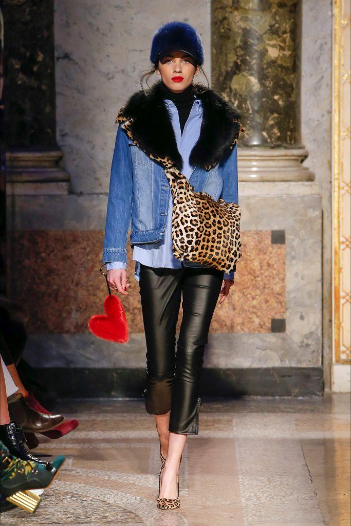 Simonetta Ravizza RTW Fall 2018 - Milan Fashion Week