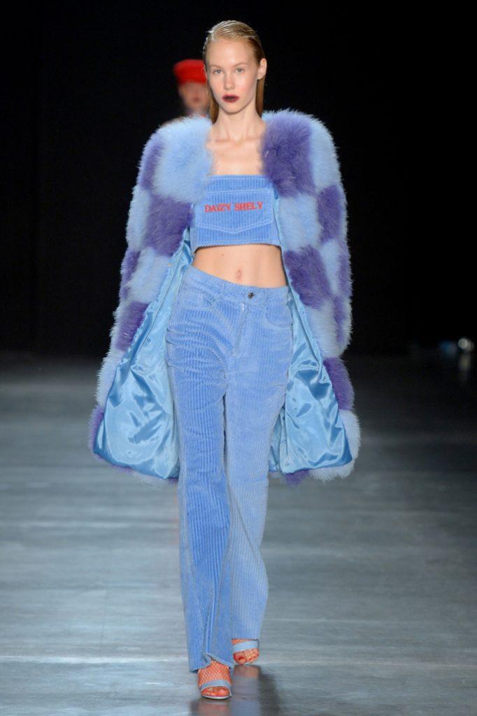 Daizy Shely RTW Fall 2018 - Milan Fashion Week