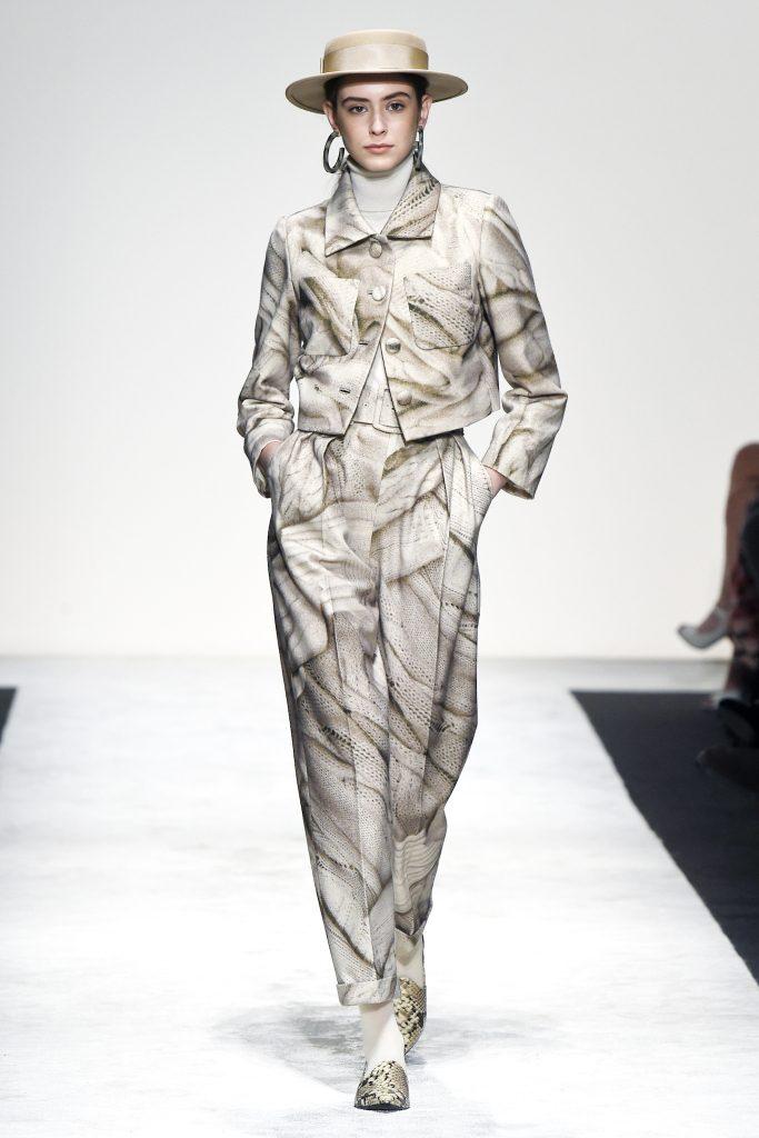 Laura Biagiotti RTW Fall 2018 - MILAN Fashion Week
