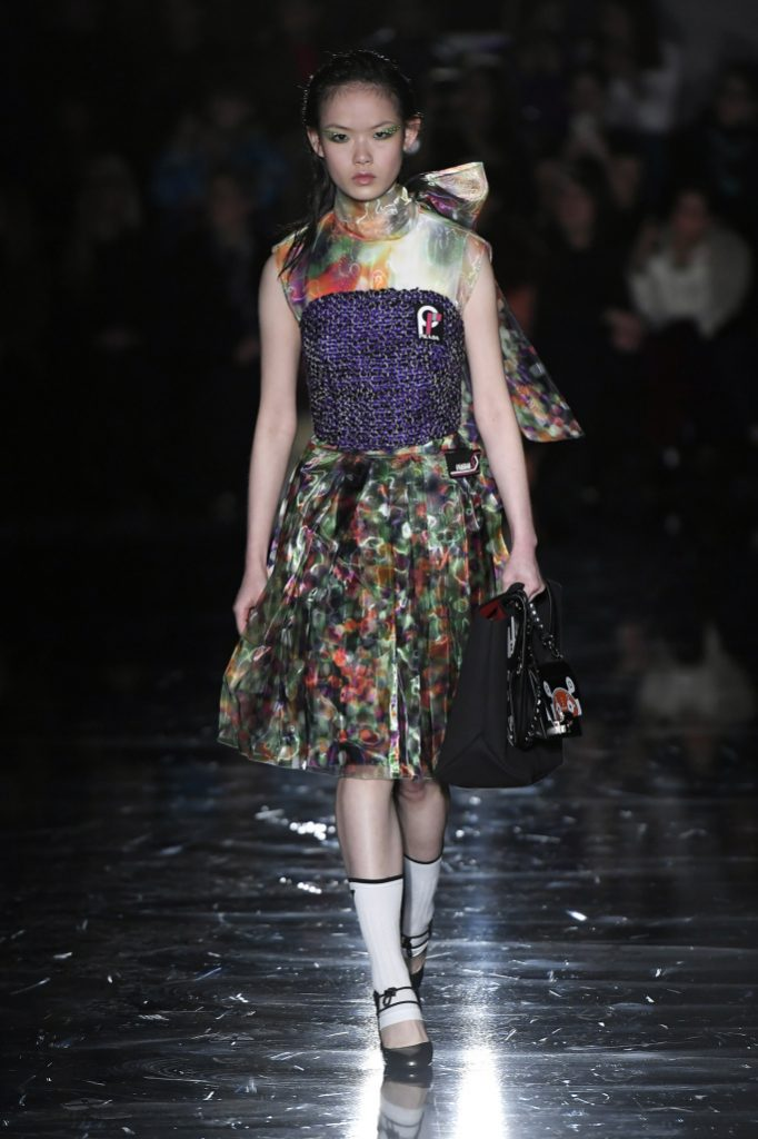 Prada RTW Fall 2018 - Milan Fashion Week