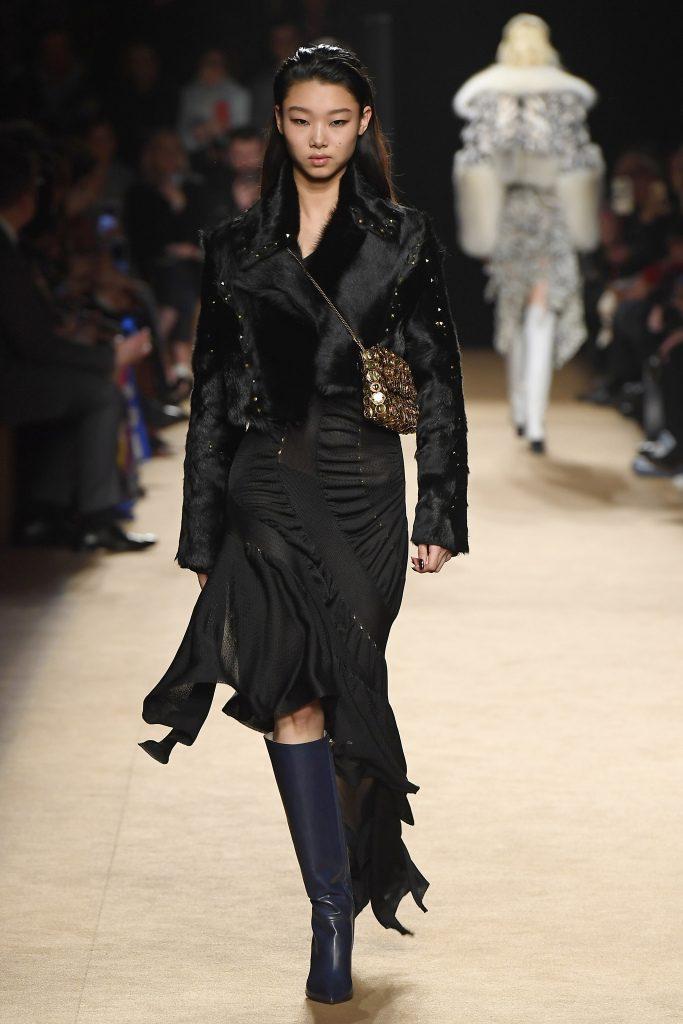 Roberto Cavalli RTW Fall 2018 - Milan Fashion Week