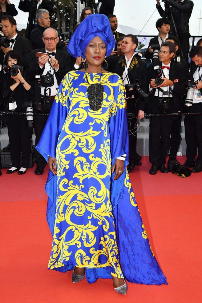 Khadija NAN at 2018 Cannes Film Festival