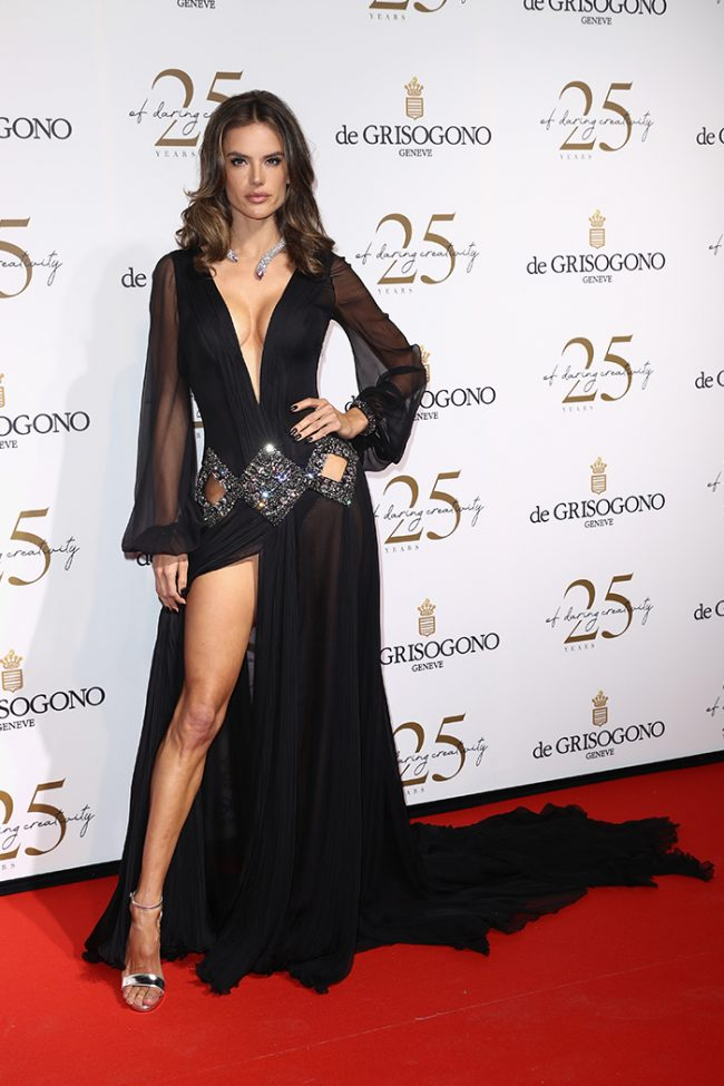 Alessandra Ambrosio at 2018 Cannes Film Festival