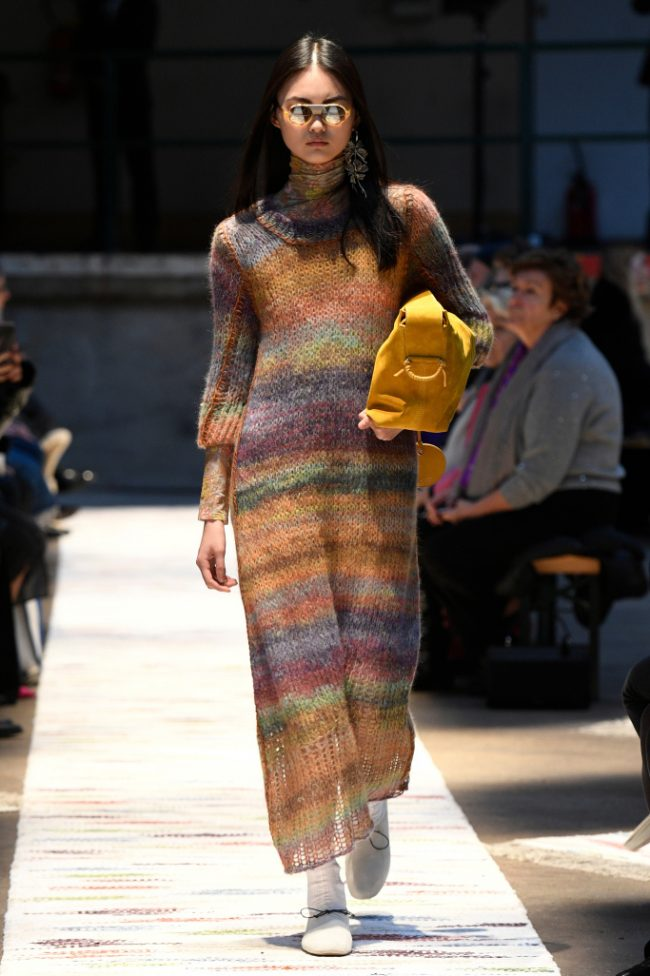 Acne Studios Couture Fall 2018 - Paris Fashion Week